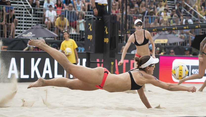Bally's Acquires Pro Beach Volleyball Tour