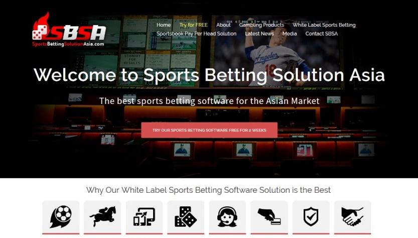 SportsBettingSolutionAsia.com Pay Per Head Review